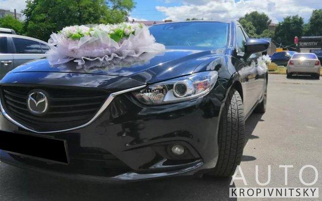 Аренда Mazda 6 New на свадьбу Кропивницкий