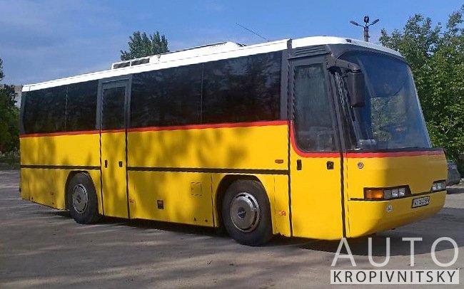 Аренда Автобус Neoplan 116 на свадьбу Кропивницкий